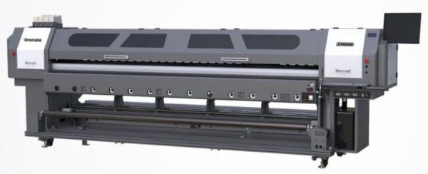 широформатен солвентен принтер 1